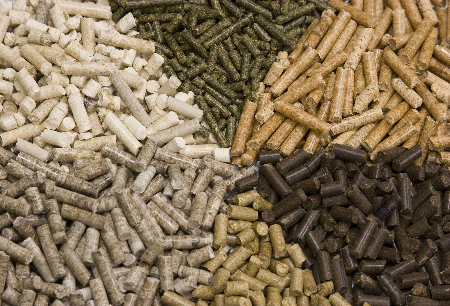 Wood Pellet Produce ~ Wood pellets