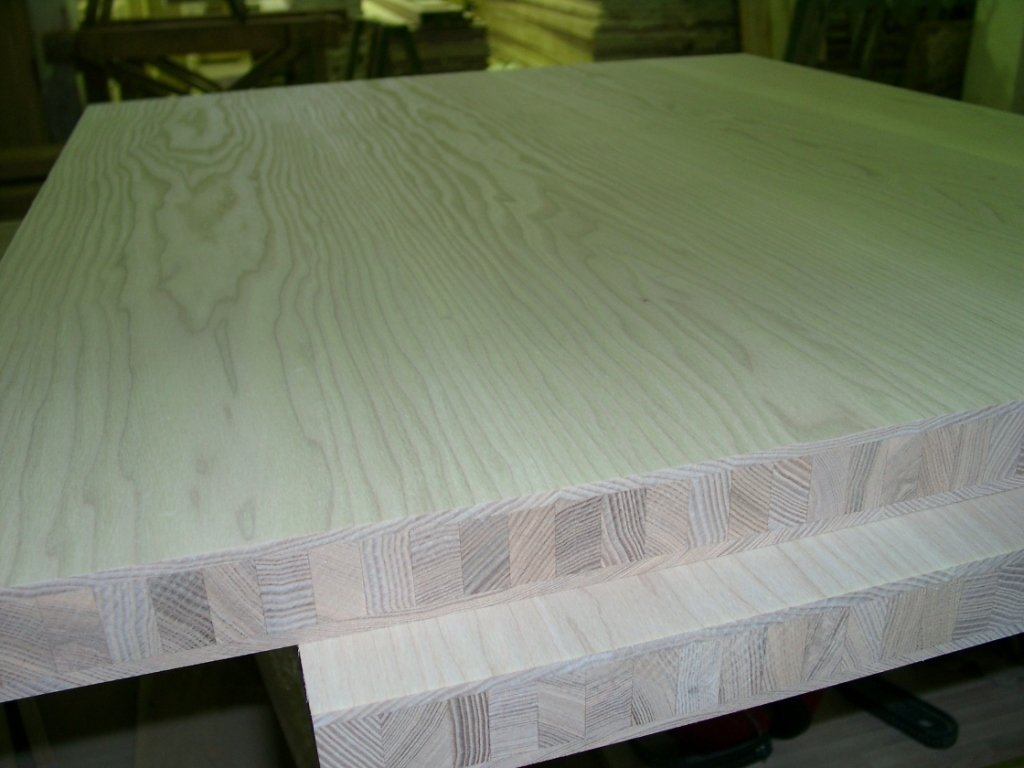 Rough furniture blanks